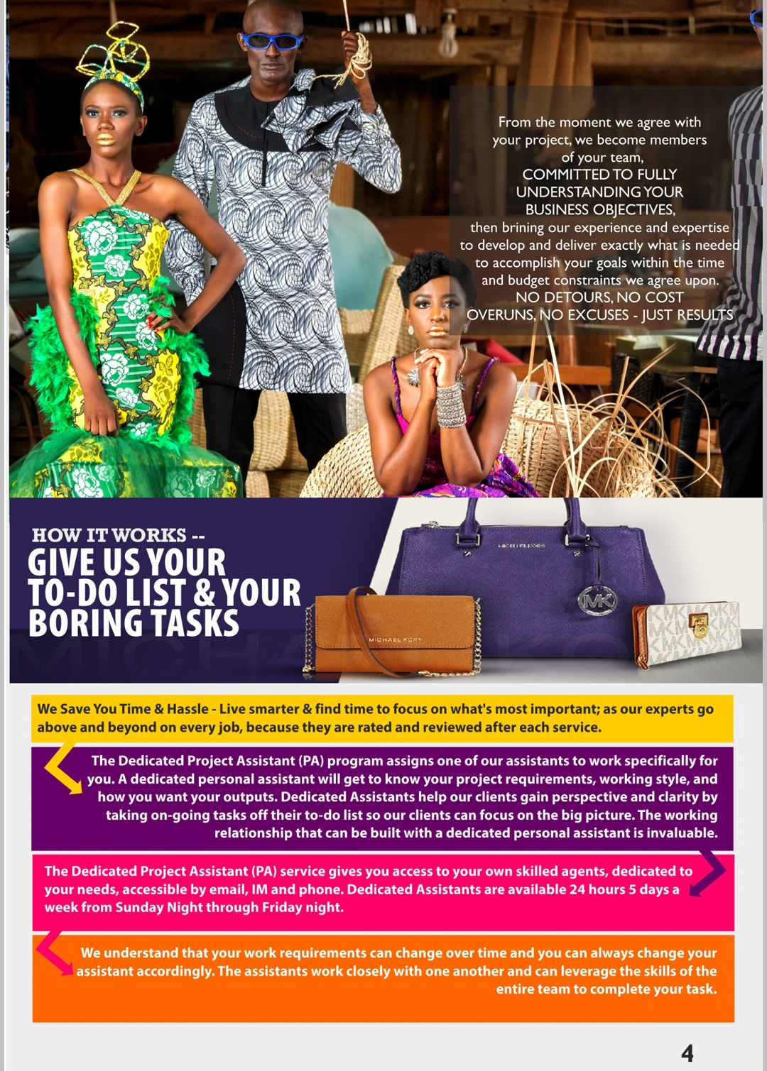 Skillpatron Marketing Agency For Fashion Designers In Nigeria